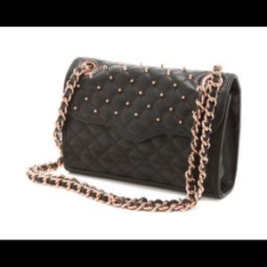 Rebecca Minkoff Mini Leather Crossbody